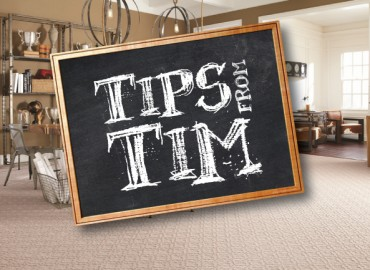 TIPS FROM TIM: The Importance of Carpet Pad