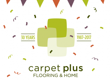Carpet Plus Celebrates 30 Years!