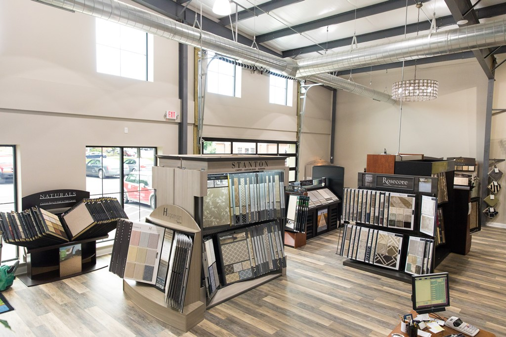 Take a Virtual Tour of Our Showroom!