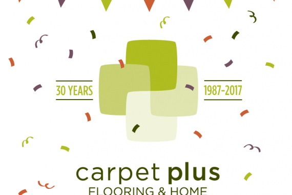 Carpet Plus Celebrates 30 Years!