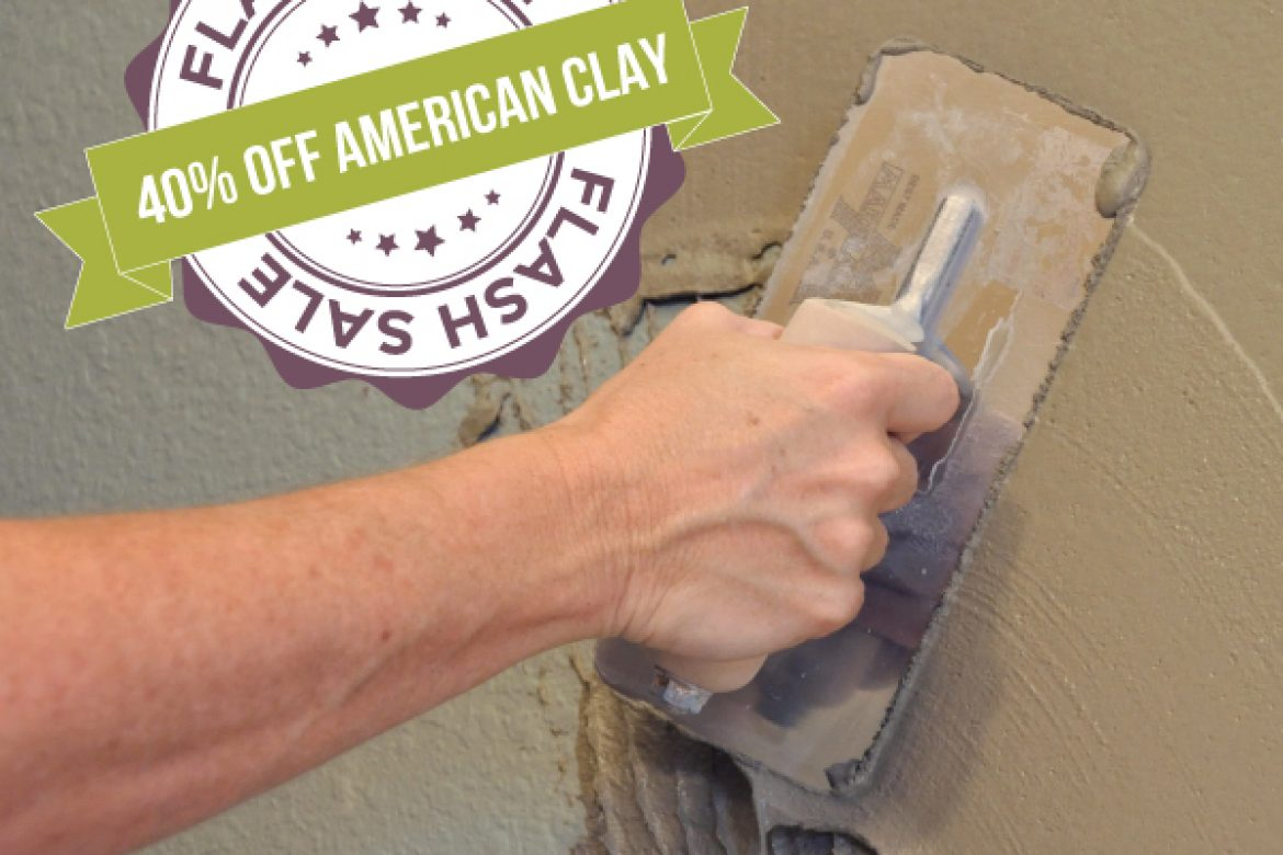 Flash Sale: 40% Off Vacuums and American Clay   Carpet Plus